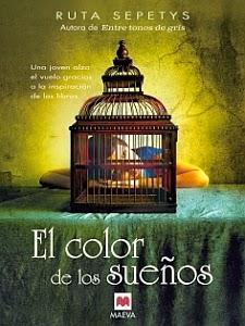 El color de los sueños - Portada