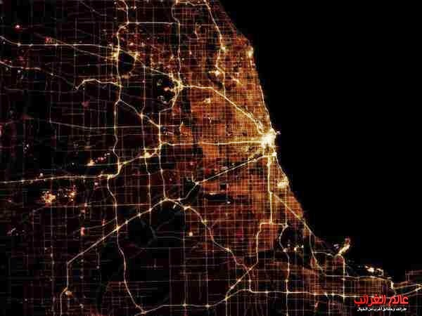مدن عالمية، صور ليلية، عالم الغرائب، عالم العجائب