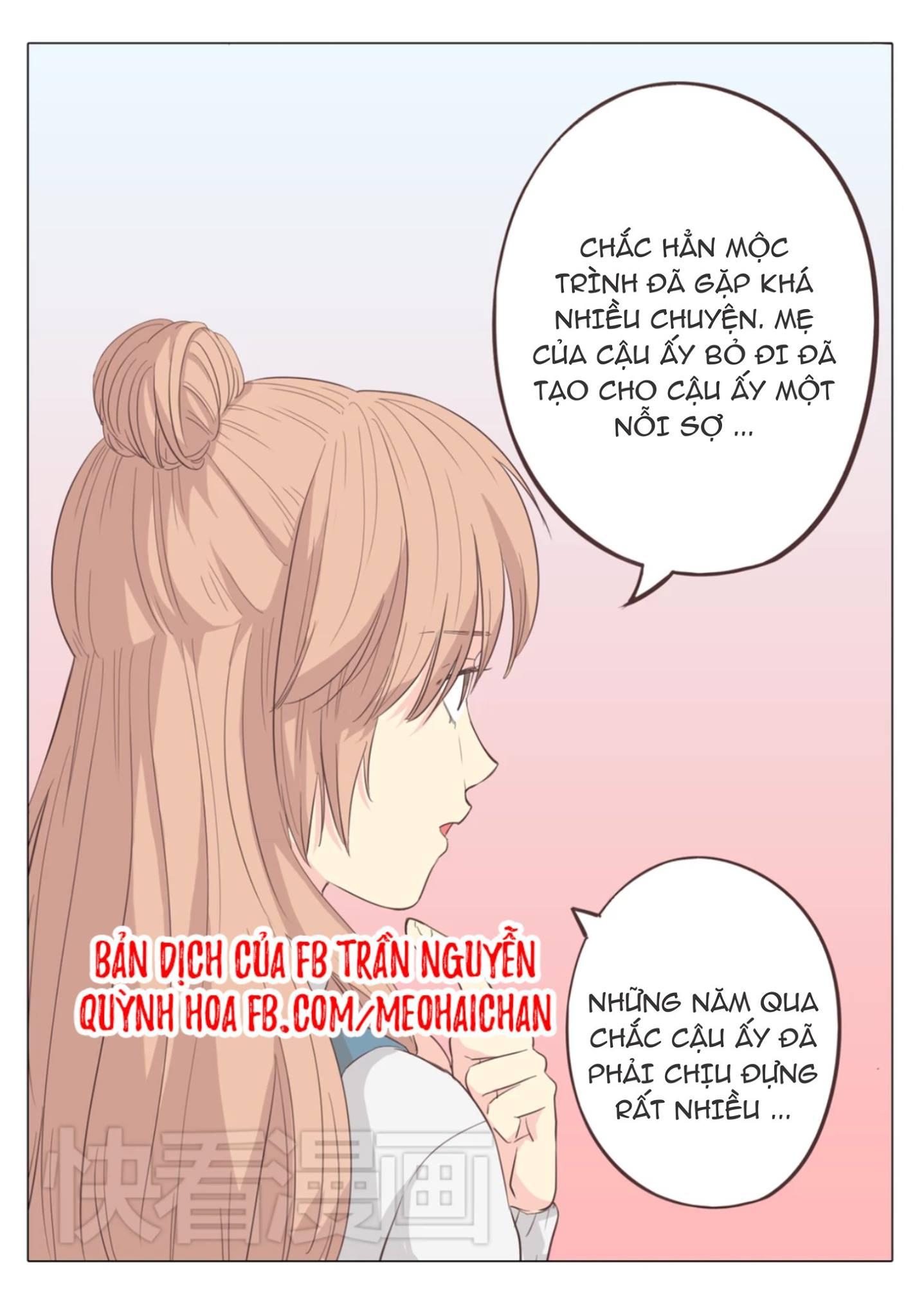 Xin Chào! Dân Nữ chap 33 Trang 13 - Mangak.info