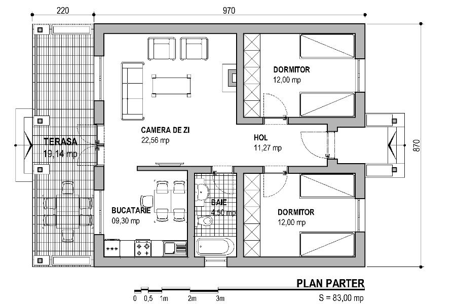 Proiecte de case incredibile o casa mica pentru fiecare - Plan de casas ...