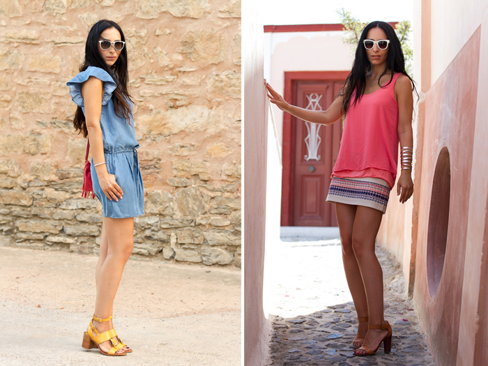 Looks de la Bloguera de moda de Valencia withorwithoutshoes