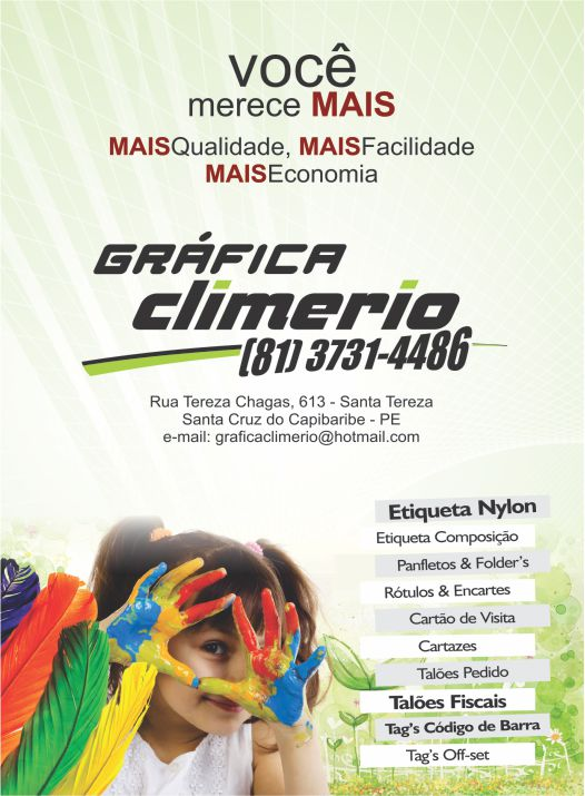 GRÁFICA CLIMÉRIO
