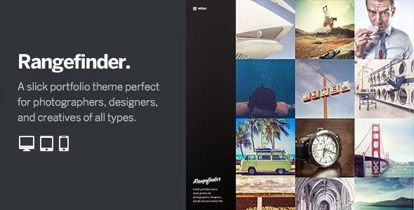 Photography best webstie theme