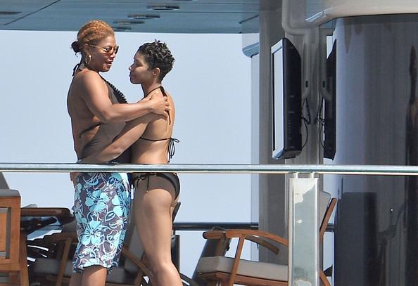 Is Queen Latifha Gay Bisexual