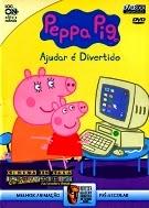 Peppa Pig - Ajudar é Divertido - DVD Infantil