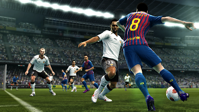 PES 2013 screenshot: Iniesta - new Player ID animation