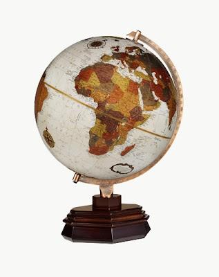 Usonian Globe 12-inch