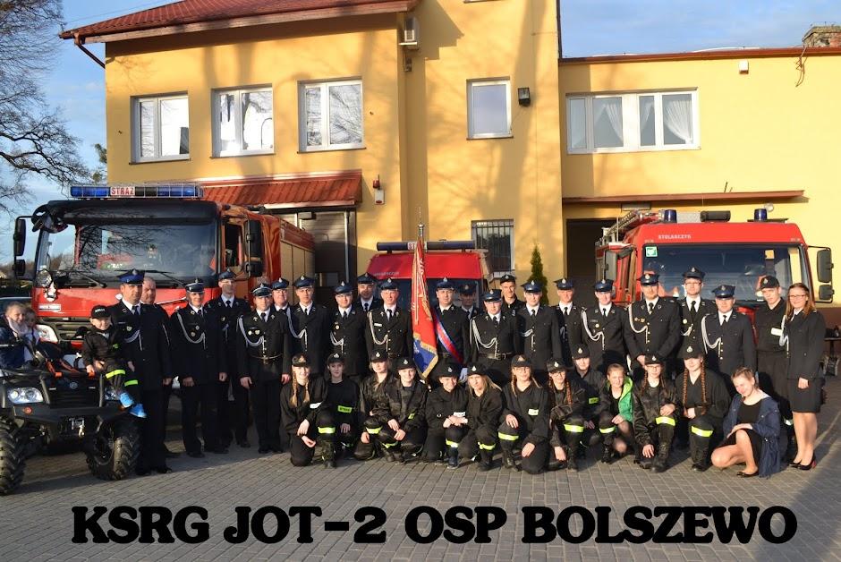 Ochotnicza Straż Pożarna w Bolszewie