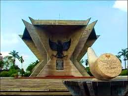 MONPERA (Monumen Perjuangan Rakyat) Balik Papan