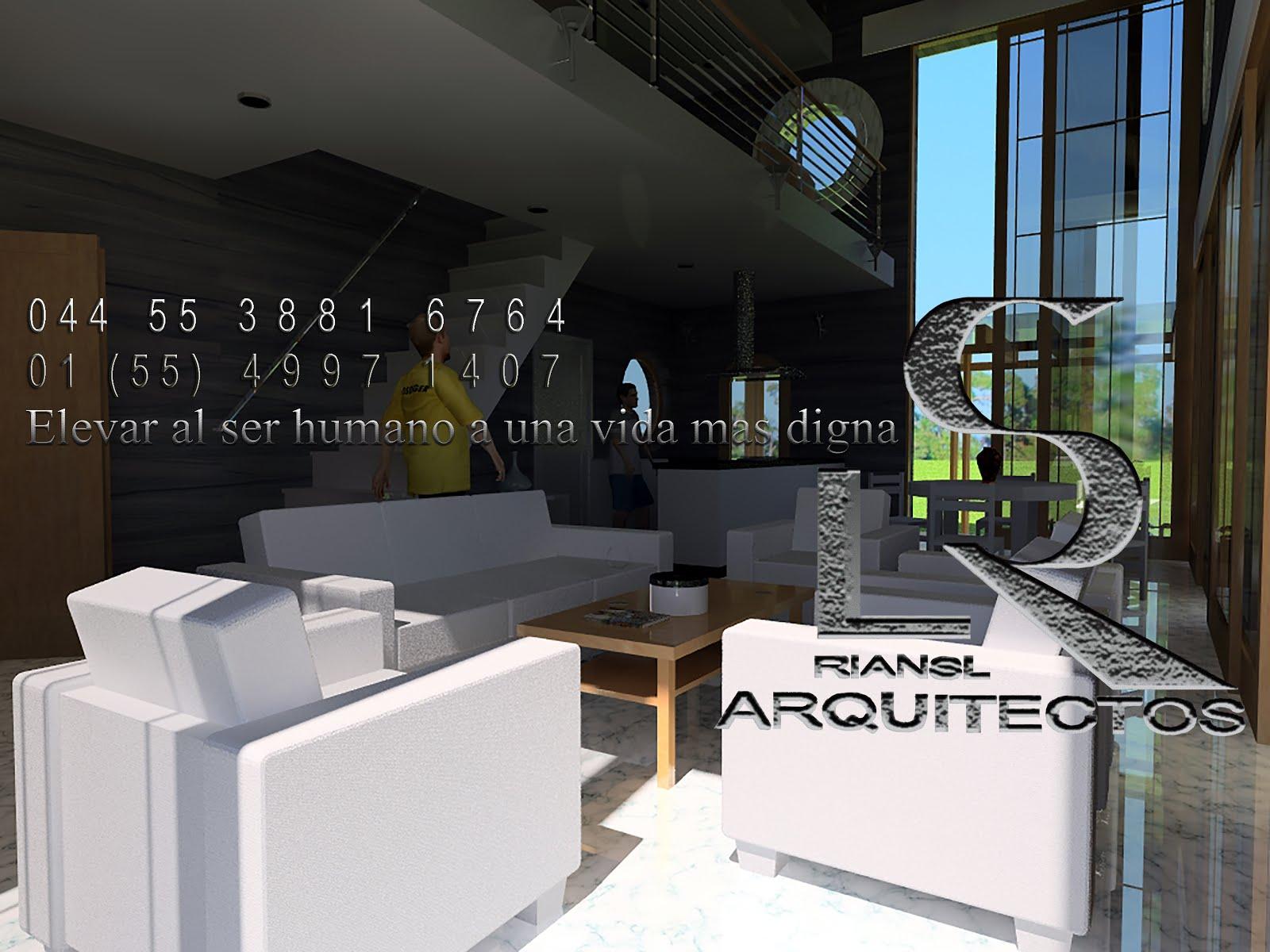Arquitectura rianslarquitectos,DISEÑOS ARQUITECTÓNICOS EN 3D