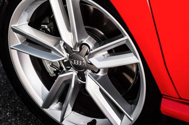 Novo Audi A1 2016 - rodas de 17 polegadas