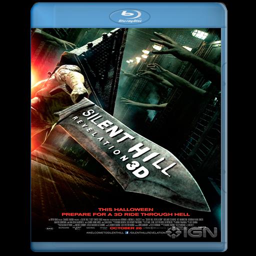 Silent Hill 2: Revelación 3D [BrRip 1080p] [Audio Dual] [2012] [Audio 5.1] ()