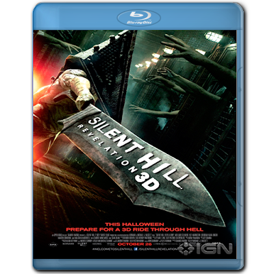 Silent Hill 2: Revelación 3D [BrRip 1080p] [Audio Dual] [2012]