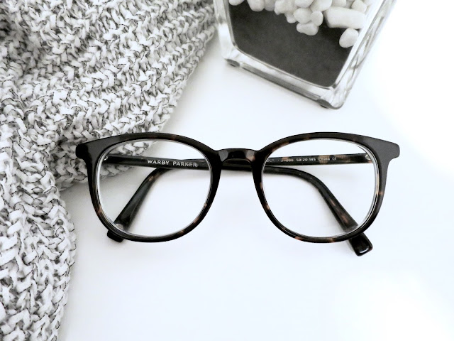 glasses, warby parker, plant, sweater