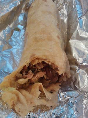 Chicken Burrito My Burrito