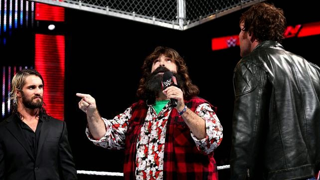 October 20th 2014 Monday Night Raw Full Show Download Stream