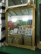 CERMIN FRAME  EMAS 4X4 RM 230