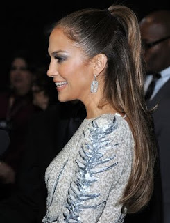 Holiday Hairstyles, Celebrities Holiday Hairstyles, Jennifer Lopez