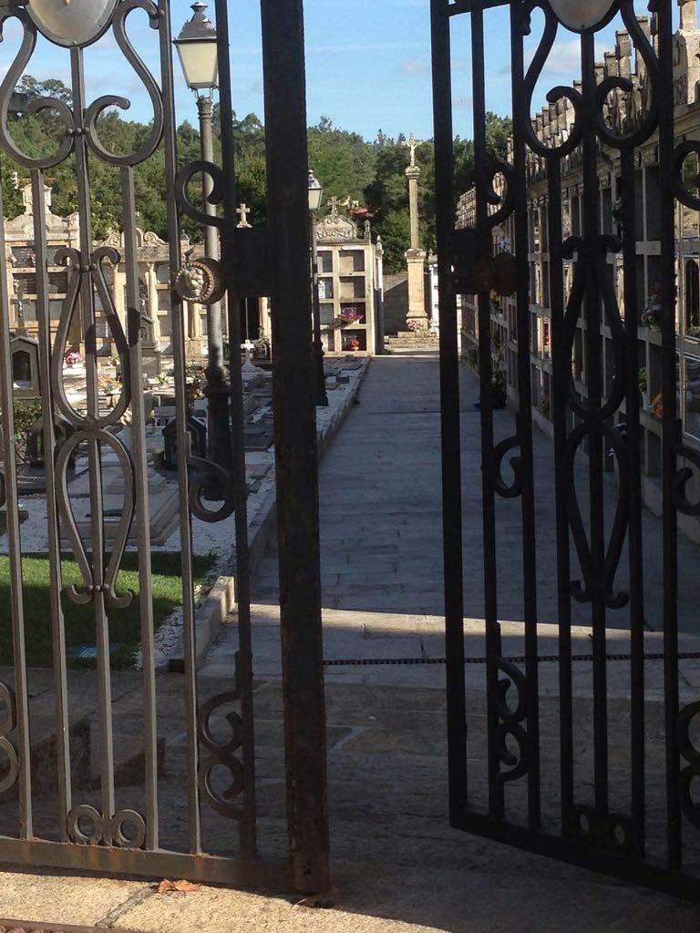Mantemento do Cemiterio Parroquial