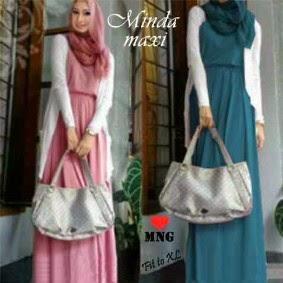Minda Maxi Dress