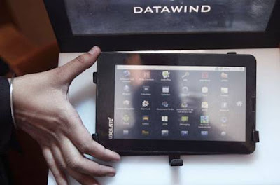 India Launches $35 (N6,000) Tablet 1