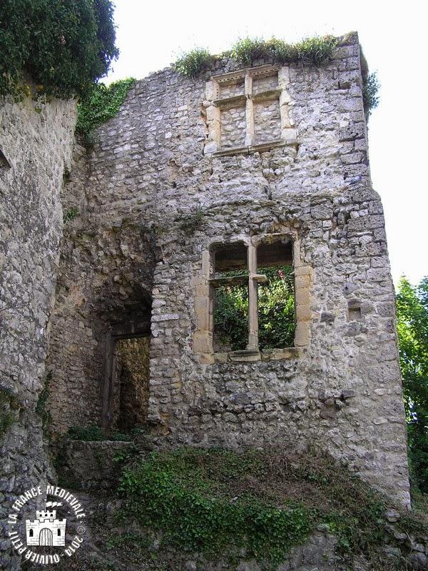 FECAMP (76) - Château ducal