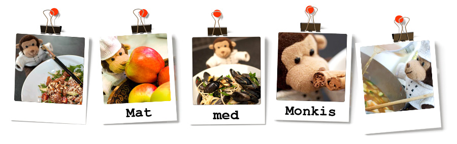 Mat med Monkis
