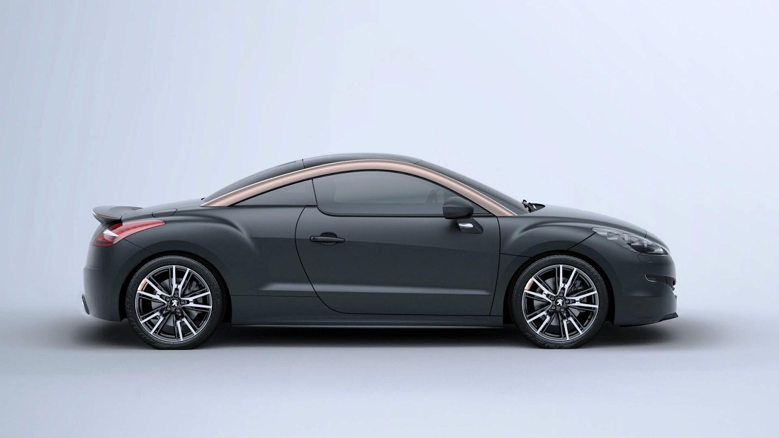 full hd exotic car wallpapers 2012 peugeot rcz r concept. Black Bedroom Furniture Sets. Home Design Ideas