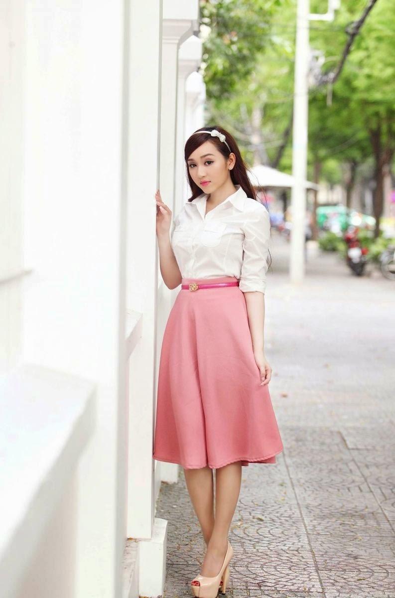 Hotgirl Huỳnh Kim Khánh
