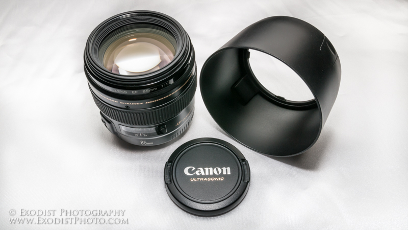 Canon 85mm f/1.8 Lens Review