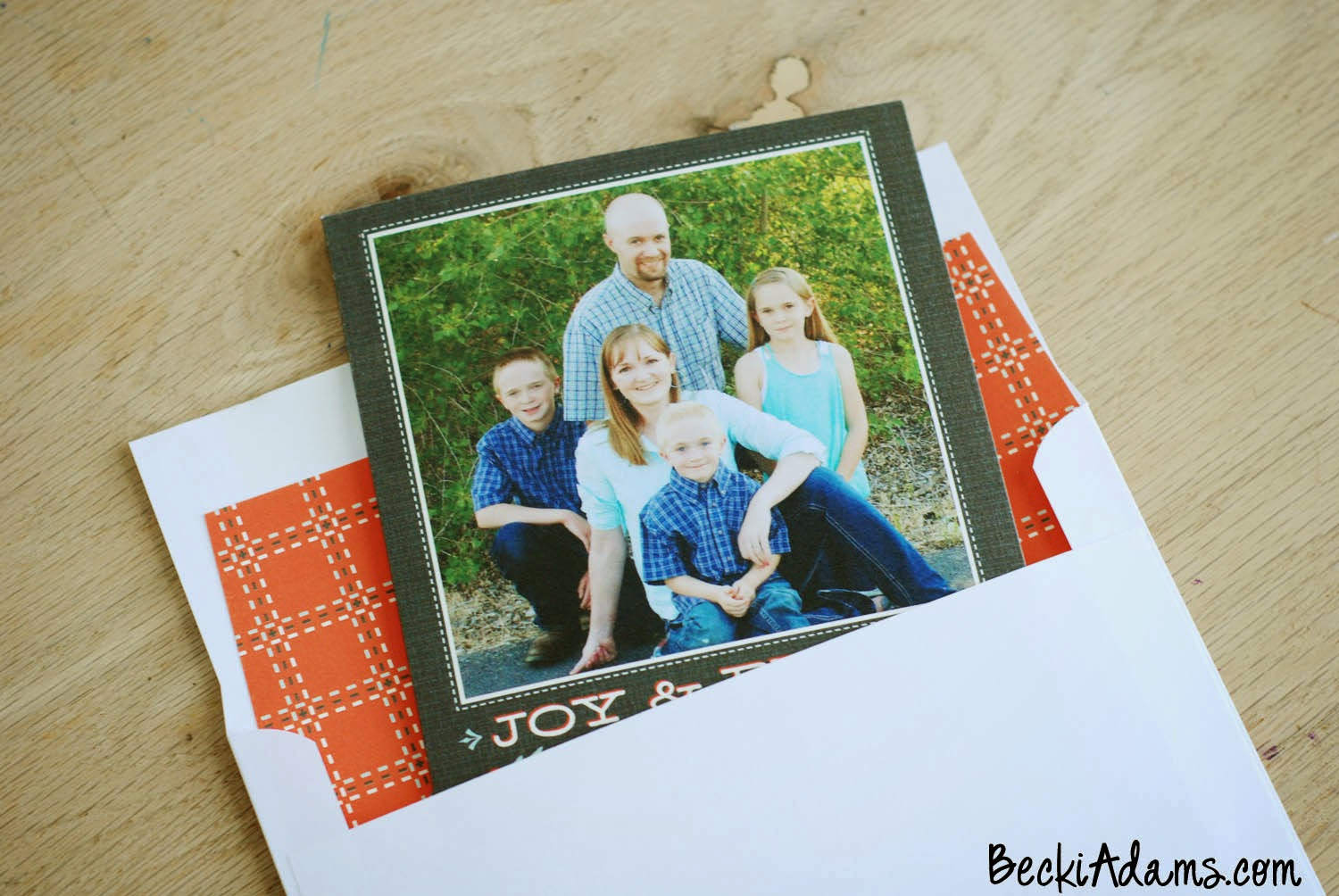 Personalized Christmas cards created by Becki Adams @jbckadams for @tiny_prints #christmascard #tinyprints #christmas #holidaycard #personalizedchristmascard