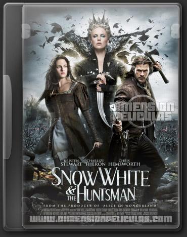 Blancanieves y la Leyenda del Cazador (BRRip HD Ingles Subtitulada Extended) (2012)