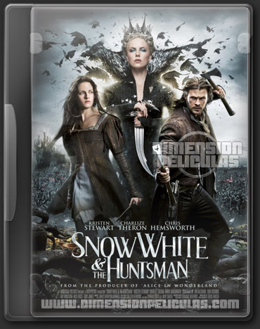 Snow White and the Huntsman (BRRip HD Ingles Subtitulada) (2012)