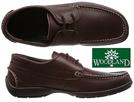 Woodland Men's Leather Shoe worth Rs.3295 for Rs.1977 Only @ Amazon (Limited Period Deal)