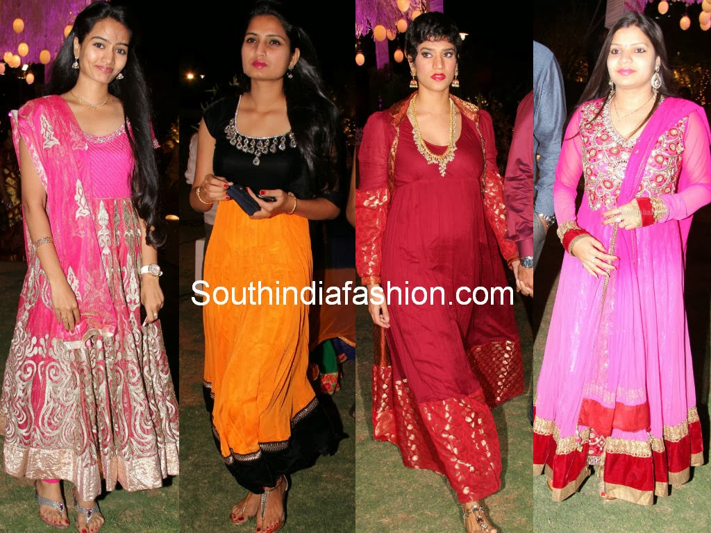 Sabitha Indra Reddy Son's reception