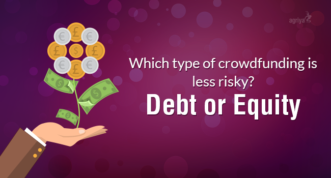 Crowdfunding debt or equity