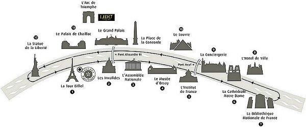 Balade Paris Promenades Sur La Seine Comment Choisir