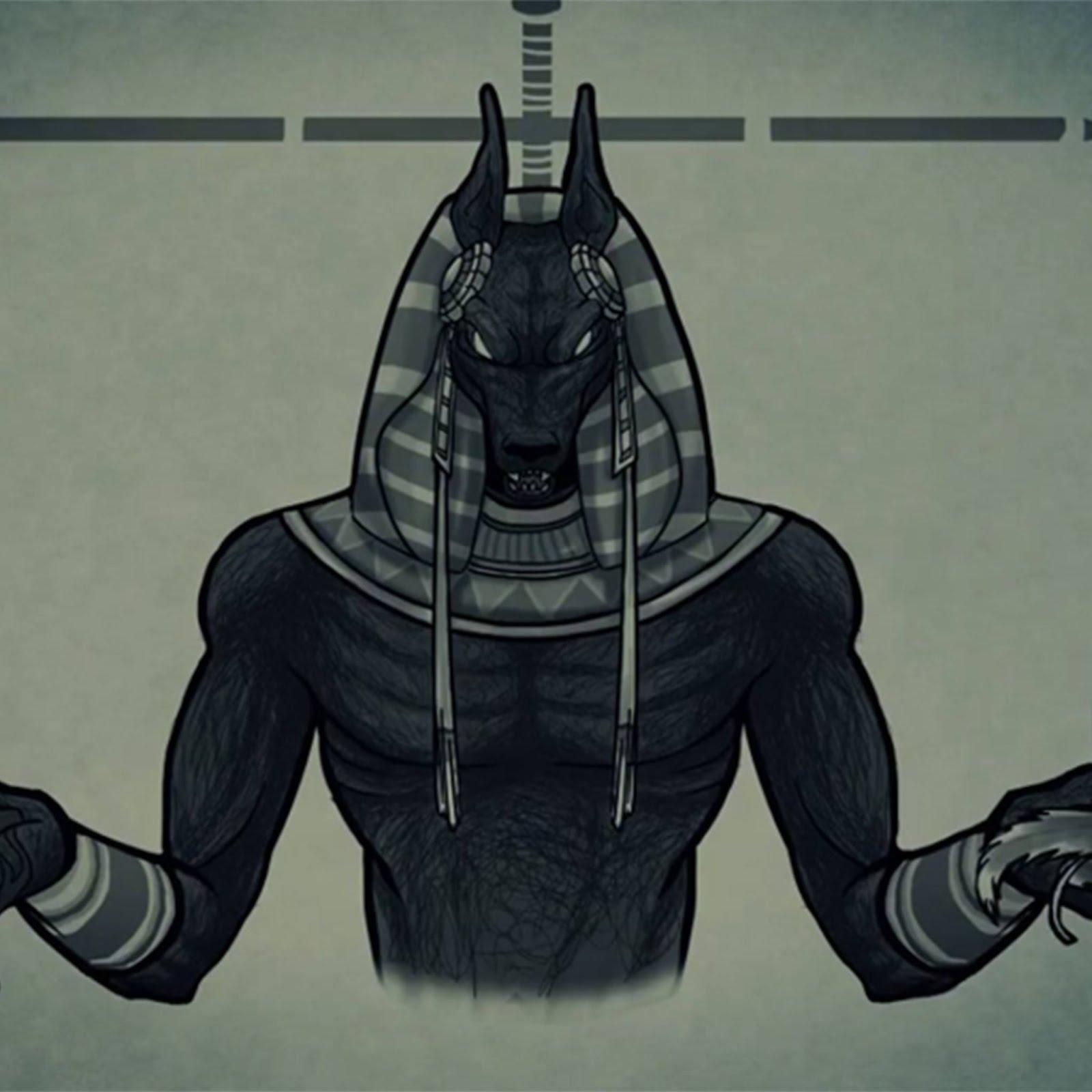 نعم Anubis Eg قادم اليك