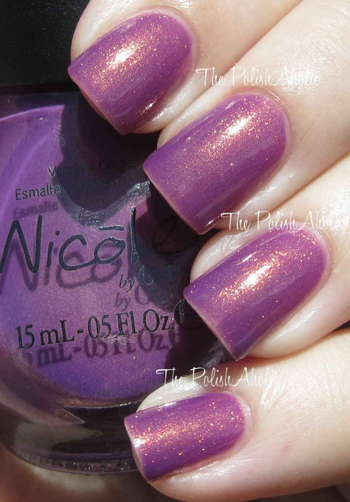 The PolishAholic: Nicole by OPI Spring 2012 Target Exclusives!
