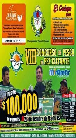 CONCURSO DE PESCA-MIRAMAR