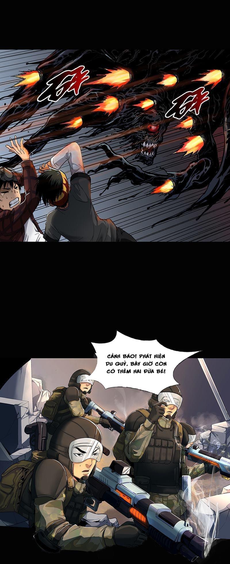 Du Quỷ Chapter 4 - Hamtruyen.vn