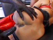 Sexo anal gostoso com putinha safada