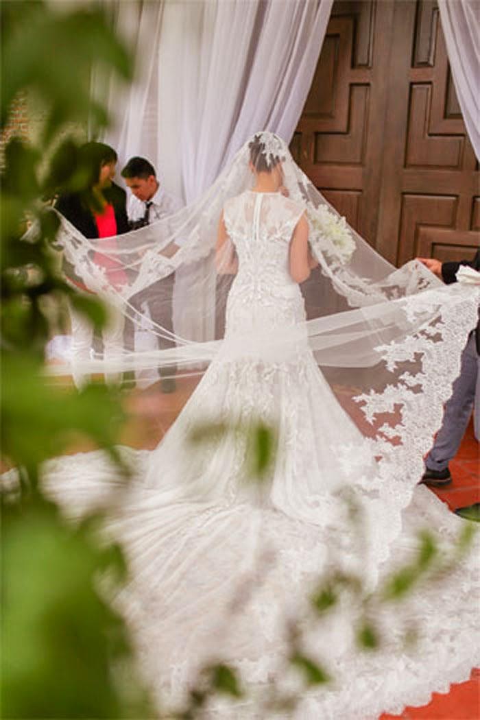 Karylle Yael Wedding Drowning Equilibriums Aisa Ipac