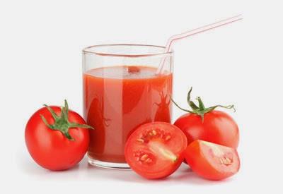 Resep membuat jus tomat