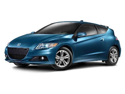 2013 Honda CR-Z US-Version