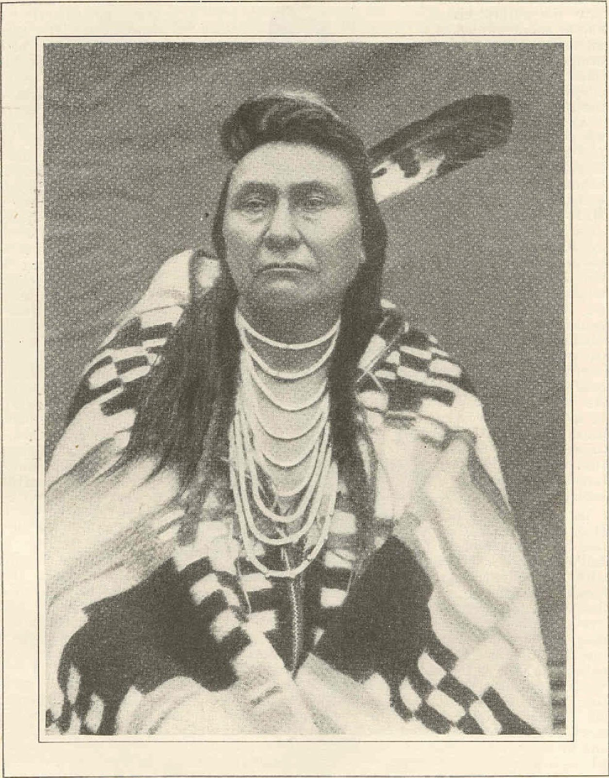 Indian Chiefs Photos