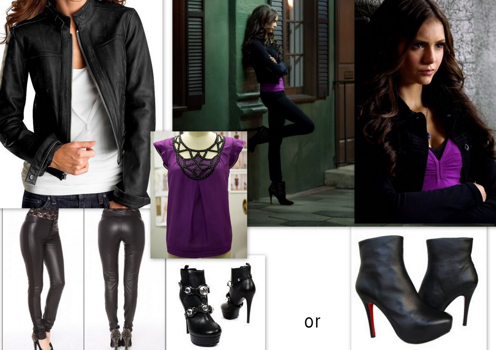 Style Meeh Dress Up Like Katherine Pierce Tvd