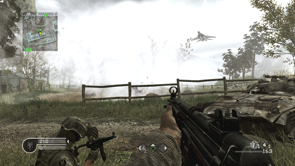 Call Of Duty 4 Modern Warfare PC portable, supercomprimido en español zip
