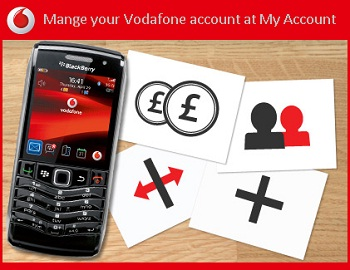 How to Register for Vodafone My account at vodafone.co.uk/myaccount?