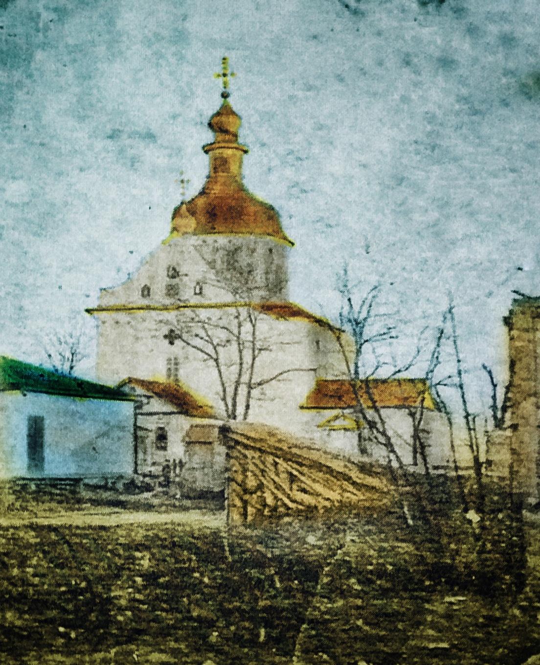 Баришівська Благовіщенська церква